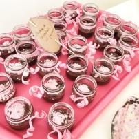 Cioccolato peperoncino primo compleanno
