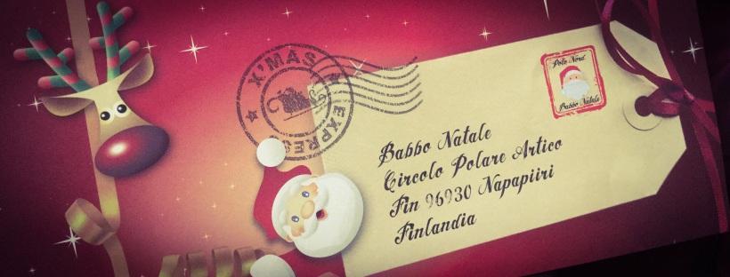 È tempo di scrivere... la letterina a Babbo Natale!